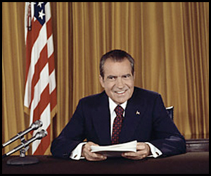 Richard Nixon Photograph