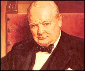Winston Churchill Picture